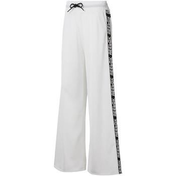 Υφασμάτινα Γυναίκα Φόρμες Reebok Sport DU4853 λευκό