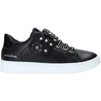 Παπούτσια Παιδί Χαμηλά Sneakers Miss Sixty W19-SMS641 Μαύρος