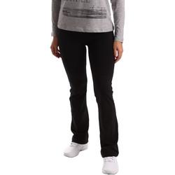 Υφασμάτινα Γυναίκα Φόρμες Key Up 5LI20 0001 Μαύρος
