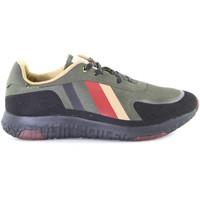 Παπούτσια Άνδρας Χαμηλά Sneakers Tommy Hilfiger FM0FM02599 Πράσινος