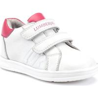 Παπούτσια Παιδί Χαμηλά Sneakers Lumberjack SG64912 003 B01 λευκό