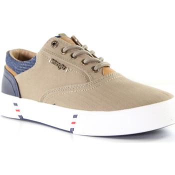 Παπούτσια Άνδρας Χαμηλά Sneakers Wrangler WM01001A Μπεζ