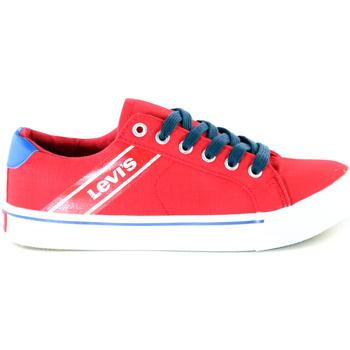 Παπούτσια Παιδί Χαμηλά Sneakers Levi's VKIN0002T το κόκκινο