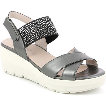 Παπούτσια Γυναίκα Σανδάλια / Πέδιλα Grunland SA1880 Μαύρος