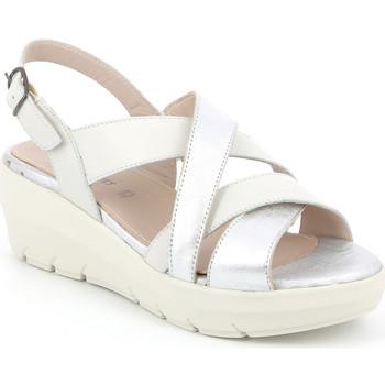 Παπούτσια Γυναίκα Σανδάλια / Πέδιλα Grunland SA1877 λευκό