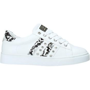 Παπούτσια Γυναίκα Χαμηλά Sneakers Gold&gold A20 GA243 λευκό