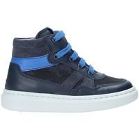 Παπούτσια Παιδί Ψηλά Sneakers NeroGiardini A923711M Μπλε