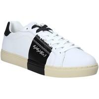 Παπούτσια Άνδρας Χαμηλά Sneakers Byblos Blu 2UA0002 LE9999 Μαύρος