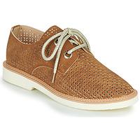 Παπούτσια Γυναίκα Χαμηλά Sneakers Armistice Stock derby Brown