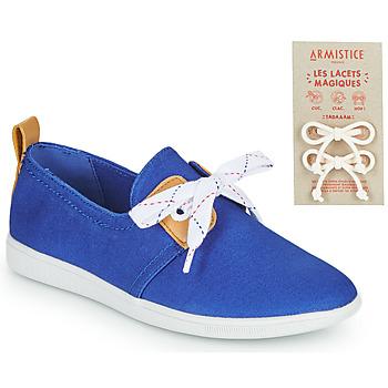 Παπούτσια Παιδί Χαμηλά Sneakers Armistice STONE ONE Μπλέ