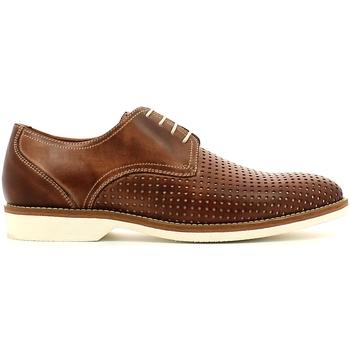 Παπούτσια Άνδρας Derby Rogers 1568B καφέ