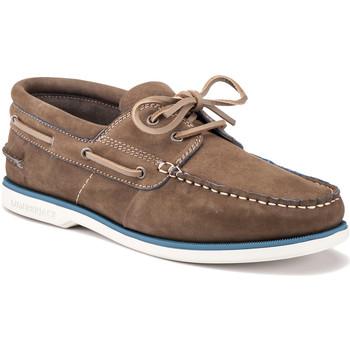Παπούτσια Άνδρας Boat shoes Lumberjack SM39104 002 D01 καφέ