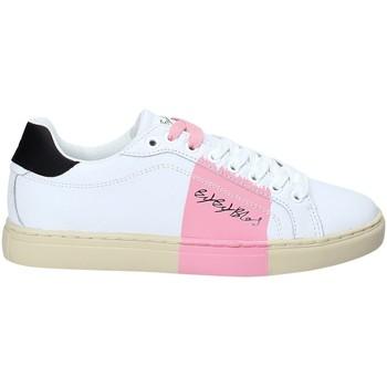 Παπούτσια Γυναίκα Χαμηλά Sneakers Byblos Blu 2UA0002 LE9999 λευκό