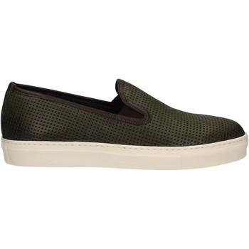 Παπούτσια Άνδρας Slip on Soldini 20137 K V06 Πράσινος