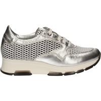 Παπούτσια Γυναίκα Χαμηλά Sneakers Keys 5181 Ασήμι