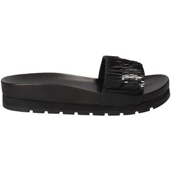 Παπούτσια Γυναίκα Τσόκαρα Apepazza MMI02 Μαύρος