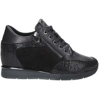 Παπούτσια Γυναίκα Χαμηλά Sneakers Stonefly 212431 Μαύρος