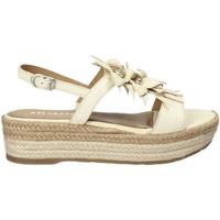 Παπούτσια Γυναίκα Σανδάλια / Πέδιλα Apepazza BRB05 λευκό