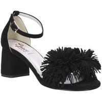 Παπούτσια Γυναίκα Σανδάλια / Πέδιλα Grace Shoes 380020 Μαύρος