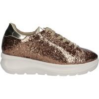 Παπούτσια Γυναίκα Χαμηλά Sneakers Fornarina PE17VH9545G091 Χρυσός