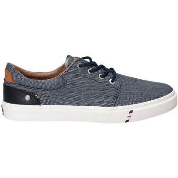Παπούτσια Άνδρας Χαμηλά Sneakers Wrangler WM181020 Μπλε