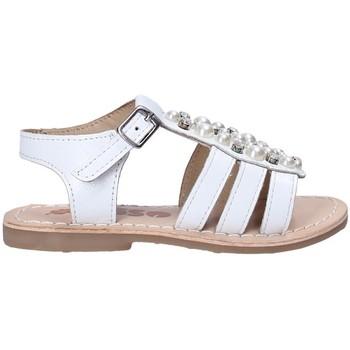 Παπούτσια Κορίτσι Σανδάλια / Πέδιλα Asso 65954 λευκό