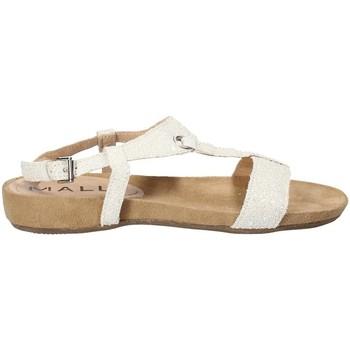 Παπούτσια Γυναίκα Σανδάλια / Πέδιλα Mally 4681 λευκό