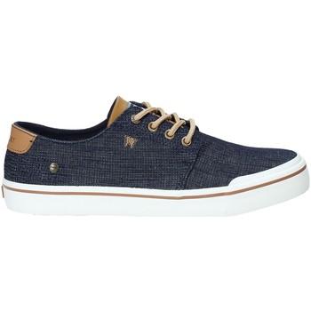 Παπούτσια Άνδρας Χαμηλά Sneakers Wrangler WM91114A Μπλε