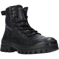 Παπούτσια Άνδρας Πεζοπορίας Lumberjack SM67101 001 M92 Μαύρος