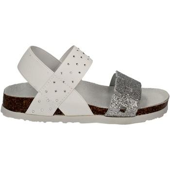 Παπούτσια Κορίτσι Σανδάλια / Πέδιλα Bionatura WANDA λευκό