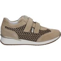 Παπούτσια Γυναίκα Χαμηλά Sneakers Keys 5003 Μπεζ