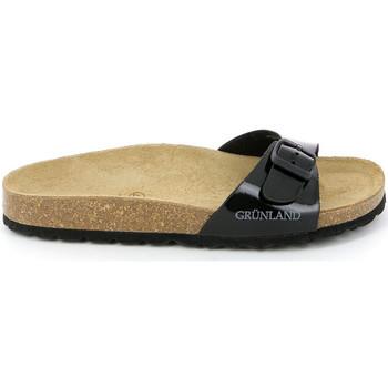 Παπούτσια Γυναίκα Τσόκαρα Grunland CB0029 Μαύρος