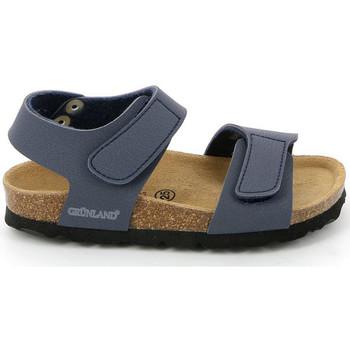 Παπούτσια Παιδί Σανδάλια / Πέδιλα Grunland SB0014 Μπλε