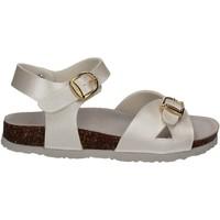 Παπούτσια Παιδί Σανδάλια / Πέδιλα Bionatura 22B1005 λευκό