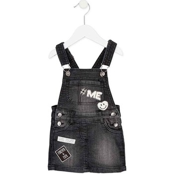 Υφασμάτινα Κορίτσι Ολόσωμες φόρμες / σαλοπέτες Losan 726 7012AD Μαύρος