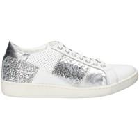 Παπούτσια Γυναίκα Χαμηλά Sneakers Keys 5531 λευκό