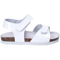 Παπούτσια Κορίτσι Σανδάλια / Πέδιλα Bionatura 22B1019 λευκό