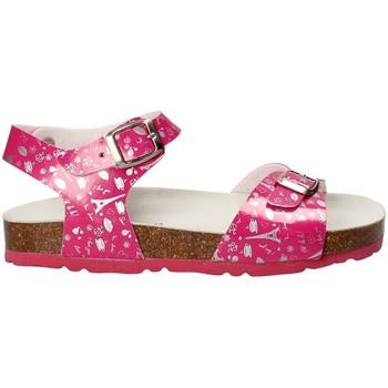 Παπούτσια Κορίτσι Σανδάλια / Πέδιλα Bamboo BAM-10 Ροζ