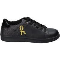 Παπούτσια Γυναίκα Χαμηλά Sneakers Roberta Di Camerino RDC82103 Μαύρος