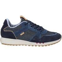 Παπούτσια Άνδρας Χαμηλά Sneakers Wrangler WM91051A Μπλε