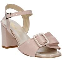 Παπούτσια Γυναίκα Σανδάλια / Πέδιλα Grace Shoes AMALIA Ροζ