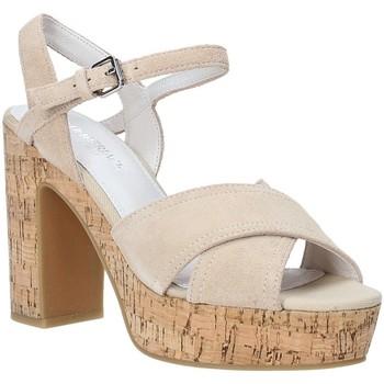Παπούτσια Γυναίκα Σανδάλια / Πέδιλα Lumberjack SW39906 002 A01 Μπεζ