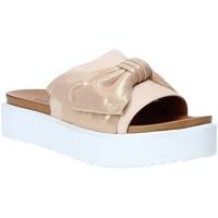 Παπούτσια Γυναίκα Τσόκαρα Grunland CI1519 Ροζ
