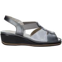 Παπούτσια Γυναίκα Σανδάλια / Πέδιλα Grunland SA1412 Γκρί