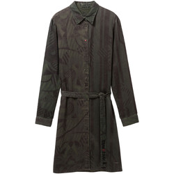 Υφασμάτινα Γυναίκα Κοντά Φορέματα Desigual 19WWVW69 Πράσινος
