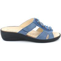 Παπούτσια Γυναίκα Τσόκαρα Grunland CE0710 Μπλε