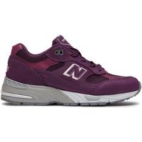 Παπούτσια Γυναίκα Χαμηλά Sneakers New Balance NBW991DNS το κόκκινο