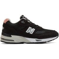 Παπούτσια Γυναίκα Χαμηλά Sneakers New Balance NBW991KKP Μαύρος