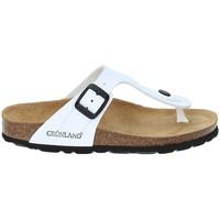 Παπούτσια Παιδί Σαγιονάρες Grunland CB0926 λευκό