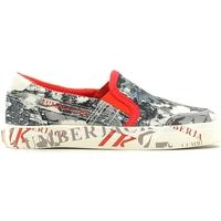 Παπούτσια Παιδί Slip on Lumberjack SB09105 003 C01 Γκρί